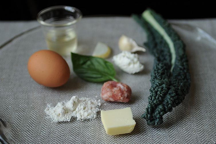 Sausage and Kale Dinner Tart Recipe on Food52