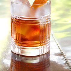 Five-Spice and Butternut Bourbon Cocktail