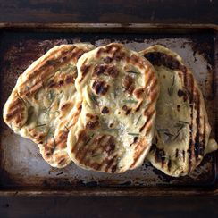 How to Make Grilled Flatbread