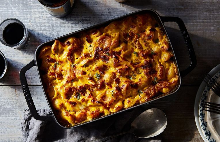 Cozy Up to the Baked Pasta of Your Dreams