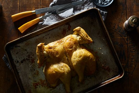 30-Minute Roast Chicken