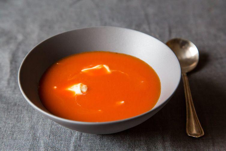 Barbara Lynch's Spicy Tomato Soup