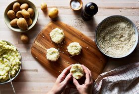 How to Give Your Mashed Potatoes a New Lease On Life