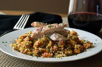 A8224f59 6007 484d 9554 72e04ee91b36  quinoa with roasted vegetables wine glazed chicken5
