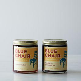 Beet Marmalade + Blackberry-Greengage Jam