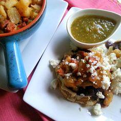 Idaho Potatoes and Chorizo Casserole