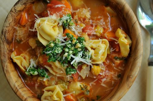 Smoky Minestrone