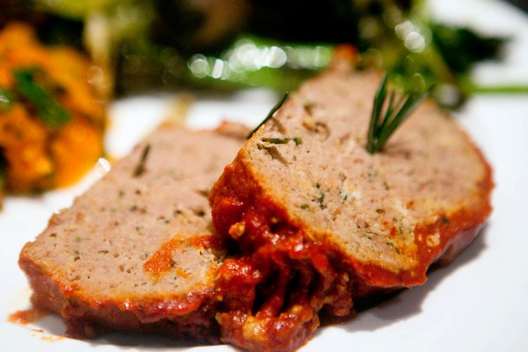 Rosemary Turkey Meatloaf Recipe on Food52