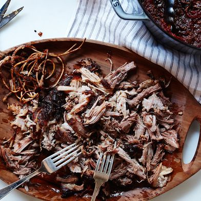 Andy Ward & Jenny Rosenstrach's Pork Shoulder Ragu