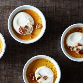 Deborah Madison's Sweet Potato Flan