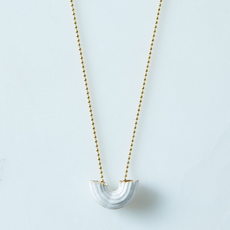 Ceramic Macaroni Necklace Jewelry Jewelry Amp Clothing