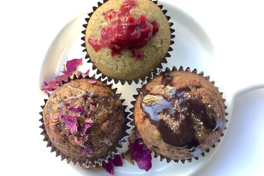 Maialino-inspired Olive Oil muffins