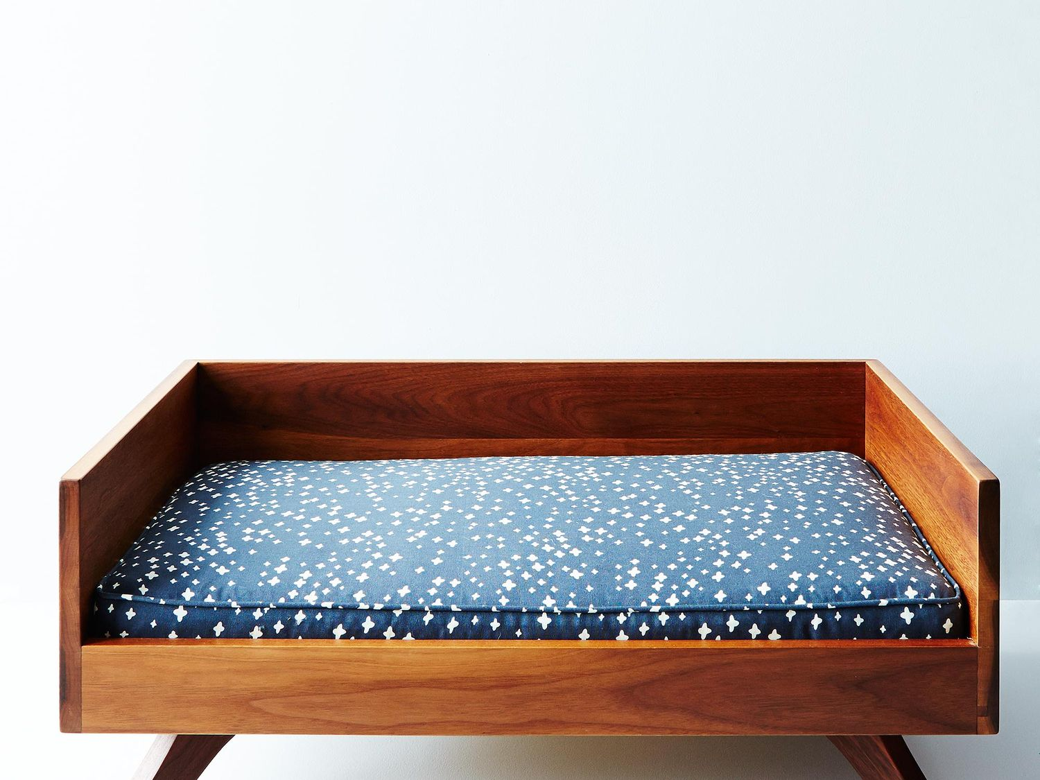 mid century modern dog bed on food52 - Dog Bed Frame