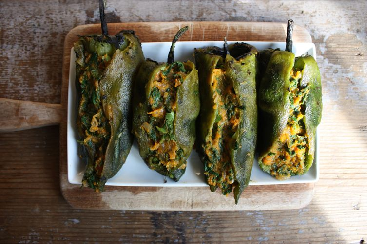 autumn rellenos