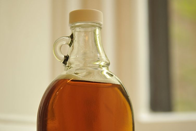 Maple Syrup and Dijon Vinaigrette