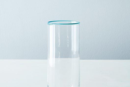 Handblown Tall Glass Tumbler