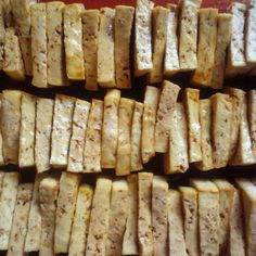 Flying Tofu Wedges