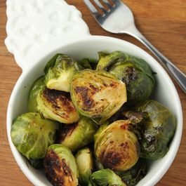 Perfect brussels sprouts