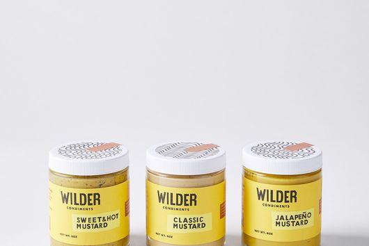 Small Batch Mustard Trio