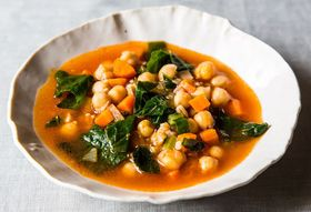 A Warming Soup for the Freezer