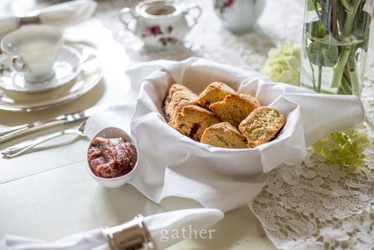 Gluten-Free Cranberry Scones