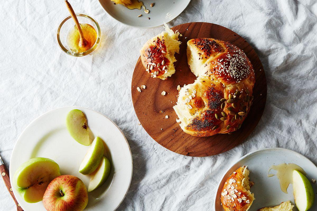 Rosh hashanah menu ideas rosh hashanah recipes for Table 52 recipes