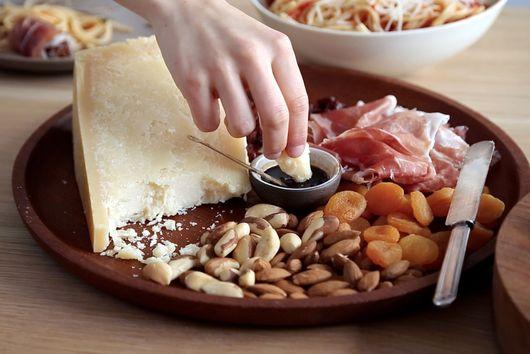 Meet the Grand Master of Lunches: Grana Padano