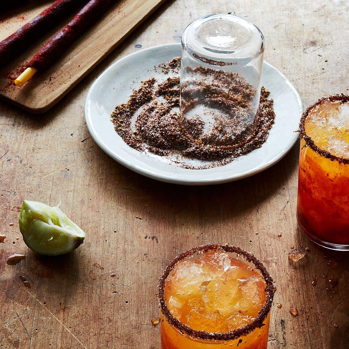 Chamoyada Margarita Recipe On Food52