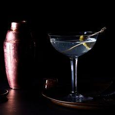 Pickle Brine Martini