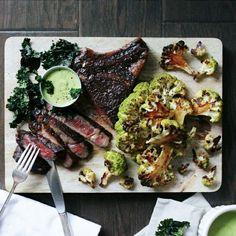 Nakedly Steak