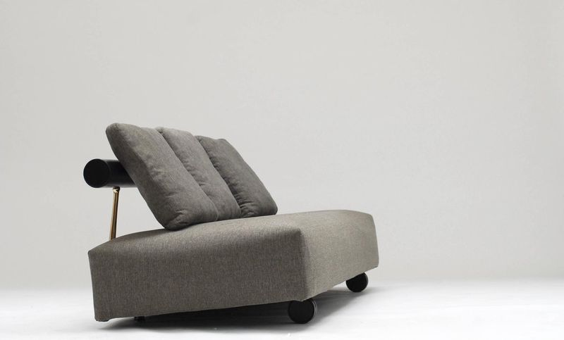 An Antonio Citterio sofa.