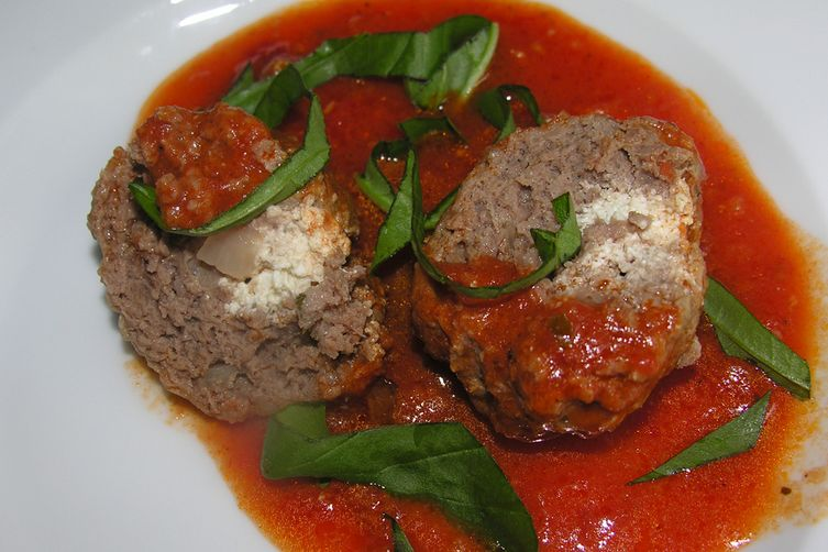 Meatballs with a surprise