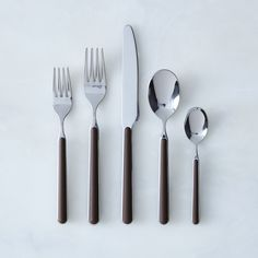 Italian Flatware, Fantasia (5-Piece Flatware Place Setting)