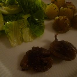 Confit of Duck Gizzards