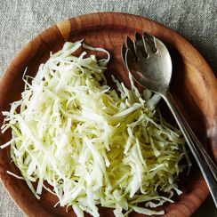 Green Cabbage Slaw (Krautsalat)