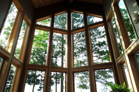 The Handmade Details Make This Lake Superior Cabin a Gem