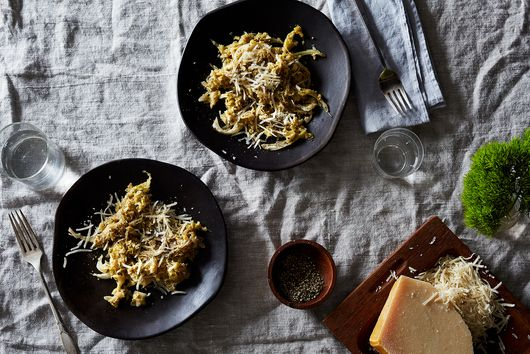Cabbage e Pepe is as Close to a Bowl of Buttered Noodles as Vegetables Get
