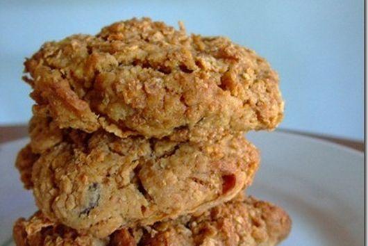 Bran Flakes Cookies