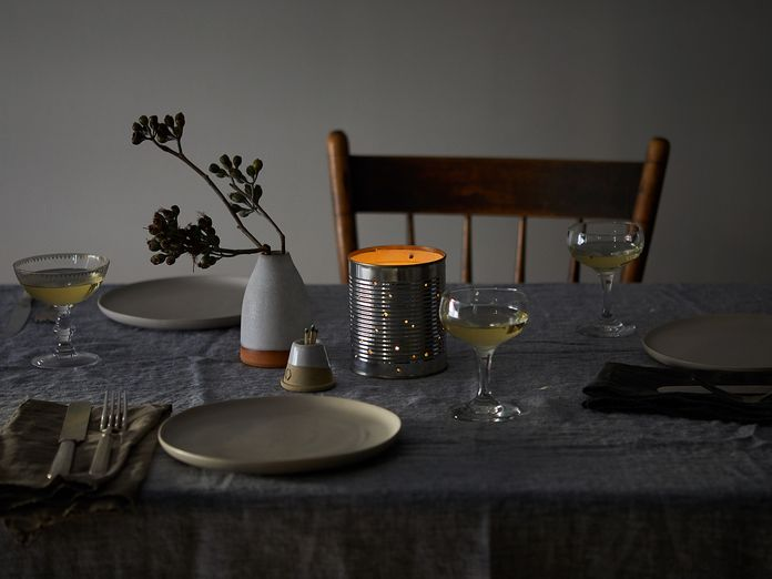 A DIY For Your Holiday Lighting, Using An Essential Pantry Item