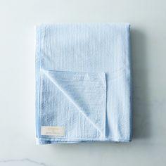 Seersucker Tablecloth