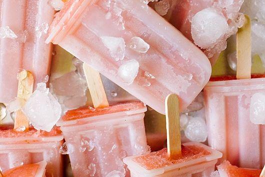 Rosé Popsicles