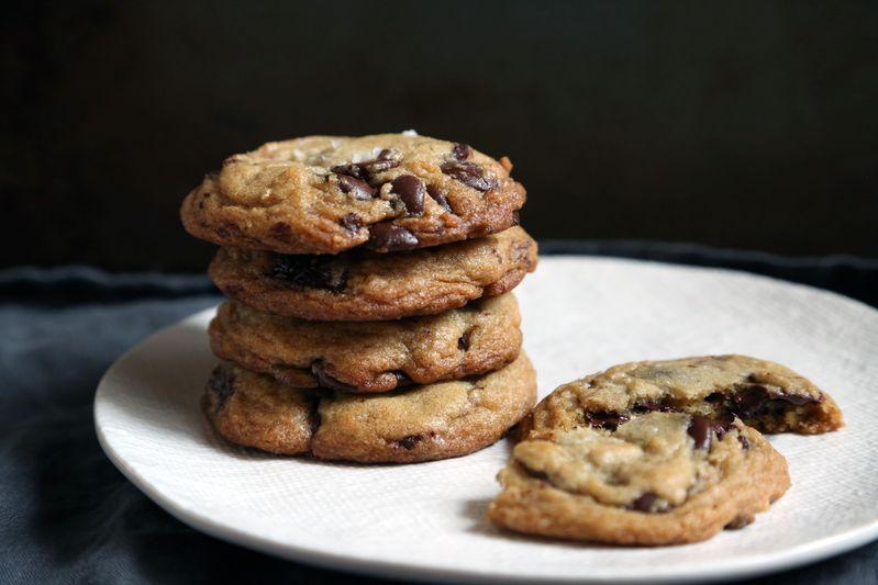 Jacques Torres cookies.
