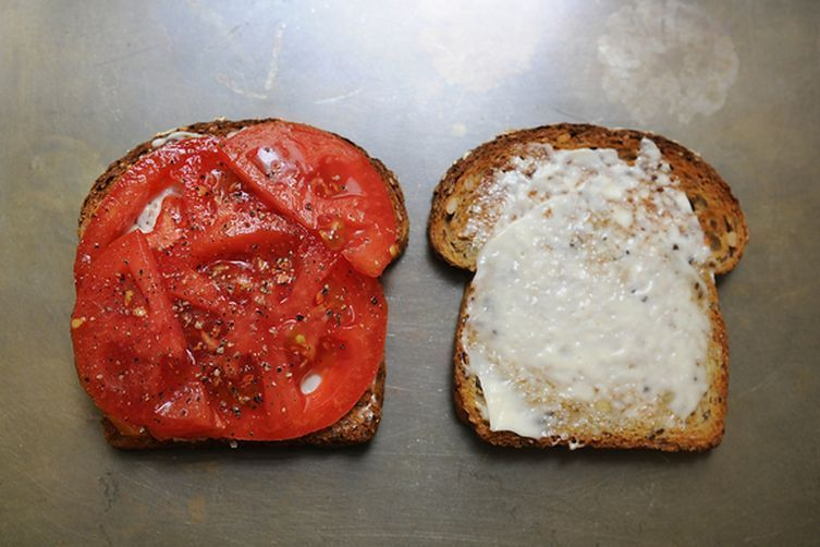 The Simple Tomato Sandwich That Stirred Up Some Controversy
