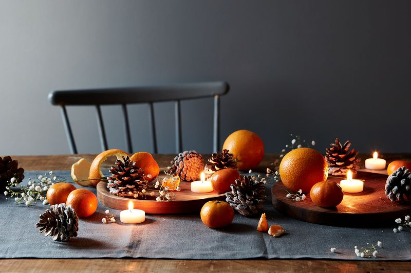Three Pillars of a Successful Centerpiece, and How to Make One with Winter Citrus