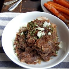 Sauerbraten (German Pot Roast)