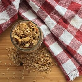Healthy Homemade Granola in 30 minutes