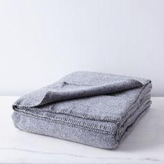 Pure & Simple Wool Blanket