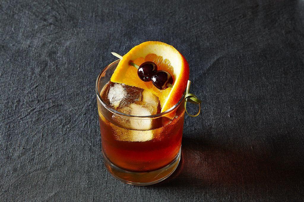 Garnishing Drinks