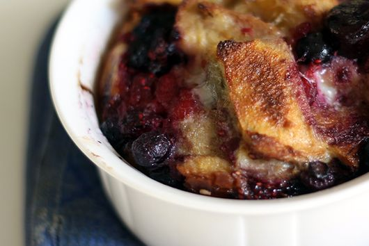 Dairy-free Bread Pudding