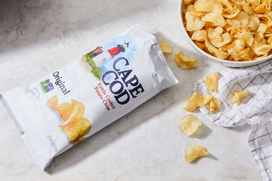 A Crunchy Look at How Cape Cod Potato Chips Are Made